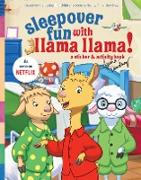 Cover-Bild zu Dewdney, Anna: Sleepover Fun with Llama Llama