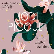Cover-Bild zu Kleine große Schritte (Audio Download) von Picoult, Jodi