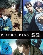 Cover-Bild zu Psycho-Pass: Sinners of the System (3 Movies) - Blu-ray-Steelcase [Limited Edition] von Shiotani, Naoyoshi (Hrsg.)