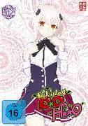Cover-Bild zu Highschool DxD Hero - 4. Staffel - DVD 3 von Yanagisawa, Tetsuya (Hrsg.)