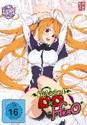 Cover-Bild zu Highschool DxD Hero - 4. Staffel - DVD 4 von Yanagisawa, Tetsuya (Hrsg.)