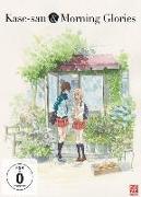 Cover-Bild zu Kase-san and Morning Glories - DVD von Sato, Takuya (Hrsg.)