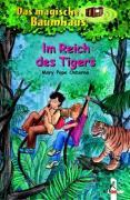 Cover-Bild zu Pope Osborne, Mary: Das magische Baumhaus 17 - Im Reich des Tigers
