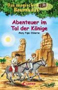 Cover-Bild zu Pope Osborne, Mary: Das magische Baumhaus 49 - Abenteuer im Tal der Könige