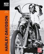 Cover-Bild zu Motorlegenden - Harley-Davidson von Holmstrom, Darwin