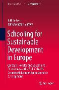 Cover-Bild zu Mathar, Reiner (Hrsg.): Schooling for Sustainable Development in Europe (eBook)