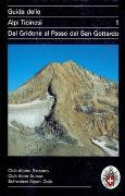 Cover-Bild zu Guida delle Alpi Ticinesi 1 von Brenna, Giuseppe