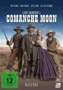 Cover-Bild zu Karl Urban (Schausp.): Larry McMurtry's Comanche Moon - Alle 3 Teile