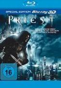 Cover-Bild zu Paul Bettany (Schausp.): Priest - 3D Version