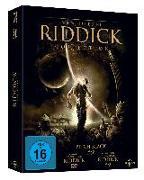 Cover-Bild zu Judi Dench (Schausp.): Riddick Collection