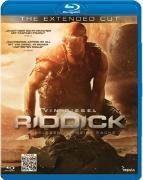 Cover-Bild zu Vin Diesel (Schausp.): Riddick - Überleben ist seine Rache - Extended Cut