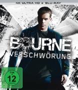 Cover-Bild zu Brian Cox (Schausp.): Die Bourne Verschwörung - 4K
