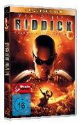 Cover-Bild zu Karl Urban (Schausp.): Riddick - Chroniken eines Kriegers Director's Cut