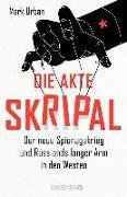 Cover-Bild zu Urban, Mark: Die Akte Skripal (eBook)