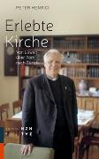 Cover-Bild zu Henrici, Peter: Erlebte Kirche