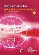 Cover-Bild zu Mathematik für Elektroniker/-in für Geräte und Systeme von Buchholz, Günther