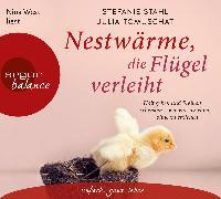 Cover-Bild zu Nestwärme, die Flügel verleiht von Tomuschat, Julia