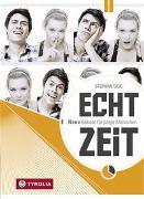 Cover-Bild zu Sigg, Stephan: Echtzeit