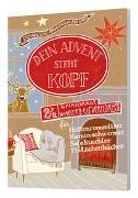 Cover-Bild zu Sigg, Stephan: Dein Advent steht Kopf 5