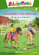 Cover-Bild zu Hanauer, Michaela: Bildermaus - Geschichten vom Reiterhof (eBook)