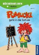 Cover-Bild zu Pumuckl, Bücherhelden 1. Klasse, Pumuckl geht in die Schule von Kaut, Ellis