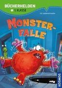 Cover-Bild zu Monsterfalle, Bücherhelden 1. Klasse von Leistenschneider, Uli