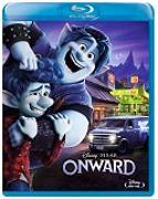 Cover-Bild zu Onward - Oltre la Magia von Animation (Schausp.)