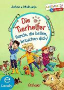 Cover-Bild zu Michaelis, Antonia: Die Tierhelfer 2 (eBook)