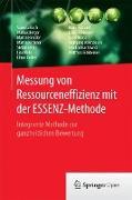 Cover-Bild zu Messung von Ressourceneffizienz mit der ESSENZ-Methode von Bach, Vanessa
