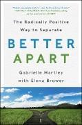 Cover-Bild zu Better Apart von Hartley, Gabrielle