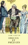 Cover-Bild zu Austen, Jane: Jane Austen : Orgueil et préjugés (eBook)