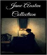 Cover-Bild zu Austen, Jane: Jane Austen Collection (eBook)
