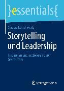 Cover-Bild zu Storytelling und Leadership (eBook) von Lutschewitz, Claudia