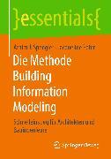 Cover-Bild zu Die Methode Building Information Modeling (eBook) von Peter, Jacqueline