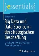 Cover-Bild zu Big Data und Data Science in der strategischen Beschaffung (eBook) von Zeisel, Stefan