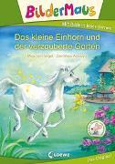 Cover-Bild zu Bildermaus - Das kleine Einhorn und der verzauberte Garten von von Vogel, Maja