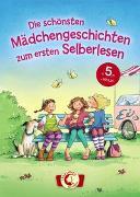 Cover-Bild zu Leselöwen - Das Original: Die schönsten Mädchengeschichten zum ersten Selberlesen von Fischer-Hunold, Alexandra