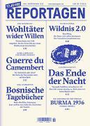 Cover-Bild zu Mannhart, Urs: Reportagen #60