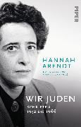 Cover-Bild zu Wir Juden von Arendt, Hannah