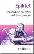 Cover-Bild zu Handbüchlein der Moral und Unterredungen von Epiktet