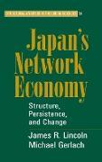 Cover-Bild zu Japan's Network Economy von Lincoln, James R.