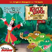 Cover-Bild zu Disney / Käpt'n Jake und die Nimmerland-Piraten - Folge 19 (Audio Download) von Bingenheimer, Gabriele