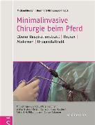 Cover-Bild zu Minimalinvasive Chirurgie beim Pferd (eBook) von Gerlach, Kerstin (Beitr.)