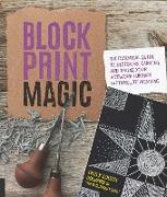 Cover-Bild zu Howard, Emily Louise: Block Print Magic (eBook)