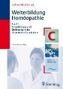 Cover-Bild zu Weiterbildung Homöopathie. Band C von Bleul, Gerhard (Hrsg.)