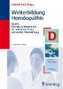 Cover-Bild zu Weiterbildung Homöopathie (eBook) von Gutge-Wickert, Angelika (Beitr.)