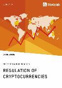 Cover-Bild zu Regulation of Cryptocurrencies. Necessity and Approaches (eBook) von Werner, Daniel