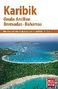 Cover-Bild zu Nelles Guide Reiseführer Karibik - Große Antillen, Bermudas, Bahamas (eBook) von Frommer, Robin Daniel