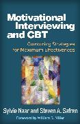 Cover-Bild zu Motivational Interviewing and CBT (eBook) von Naar, Sylvie