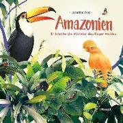 Cover-Bild zu Amazonien von Vlcek, Katharina